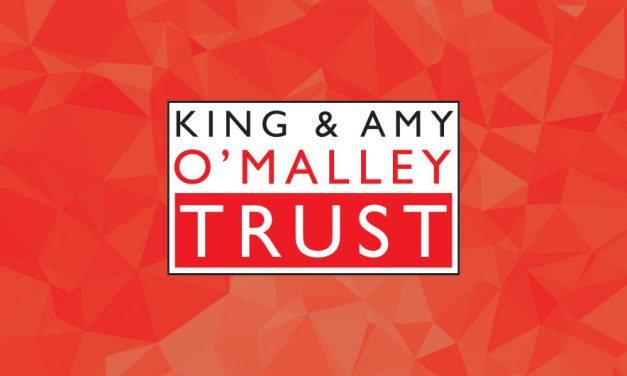 Applications are now open for the 2021 King & Amy O'Malley Trust scholarships