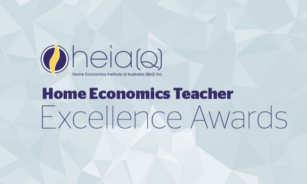 Home Economics Teacher Excellence Awards